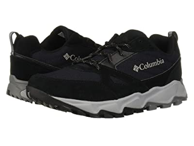 Columbia Ivo Trailtm (Black/Steam) Men