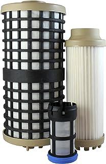 Luber-finer L5091F-6PK Heavy Duty Fuel Filter, 6 Pack