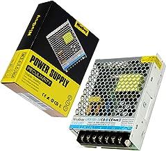 12v 8.5a -10a(max) DC Switching Power Supply Driver,100w,120w,Wide Voltage 110v - 220v Universal,Power Transformer for CCTV Camera,Security System,LED Strip Light, NIUGUY