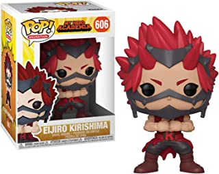 Funko 42937 My Hero Academia Eijiro Kirishima Pop Vinyl Figure, Multicolour