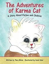 ت ُ عد لمغامرات KARMA Cat: A Story حوالي KARMA و chakras