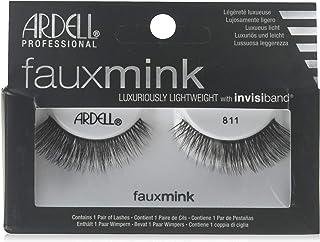 Ardell Faux Mink 811 Kunstwimpers, zwart, 25 g