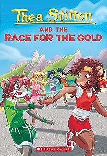 Thea Stilton and The Race for the Gold (Thea Stilton #31) (31)