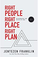 Right People, Right Place, Right Plan: Discerning the Voice of God (English Edition) eBook Kindle