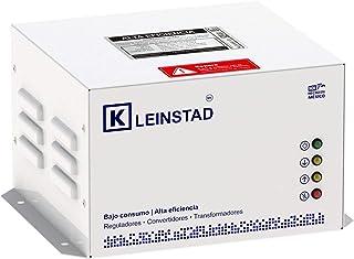 Kleinstad - Regulador electrónico de Voltaje, potencia: 4125VA /2500W, modelo: RE-DELAY-2500, protección integral para tod...