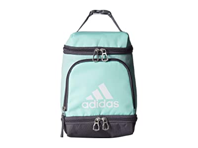 adidas Excel Lunch Bag (Clear Mint/Onix/White) Bags
