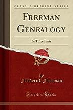 Freeman Genealogy
