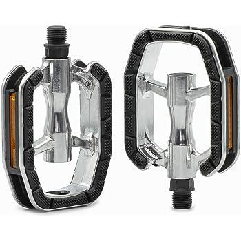Kartell - Juego Universal de Pedales para Bicicleta con tecnología ...