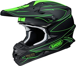 Best shoei black and green helmet Reviews