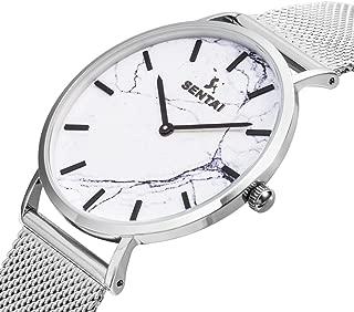 Men's Quartz Wrist Watch,Sentai Simplicity Business Casual Watch for Men