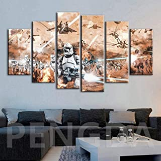 toile tableaux film star wars 50x75 cm