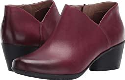 Wine Burnished Nubuck