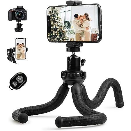 Fotopro Handy Stativ Flexibel Smartphone Stativ Mit Kamera