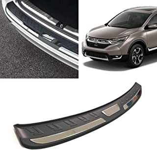 Toryea Rear Bumper Cover Guard Sill Protection Fit Honda CR-V 2015 2016
