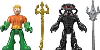 Fisher-Price Imaginext DC Super Friends, Aquaman & Black Manta