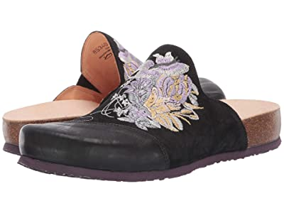 Think! Julia Clog 85340 (Black/Kombi) Women