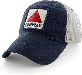 Chowdaheadz Fenway Patch Townie Mesh Trucker Navy Hat