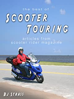 the best of SCOOTER TOURING articles from scooter rider magazine