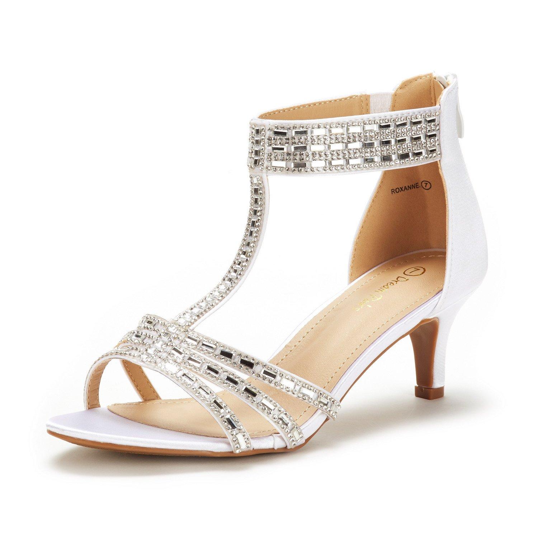 DREAM PAIRS Roxanne Fashion Stilettos