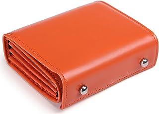 レガーレ 三つ折り財布 本革 7色