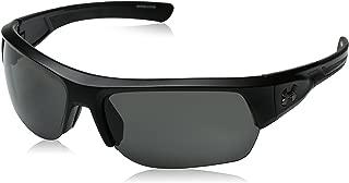 Kính mắt cao cấp nam – Big Shot Sunglasses, Black / Gray Polarized Lens, 65 mm