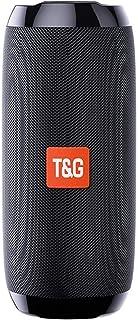 $58 » FZQSTZR Portable Bluetooth Speaker 3D Wireless Speaker Waterproof Speaker Support TF Card USB FM Radio Music Player Bass M...