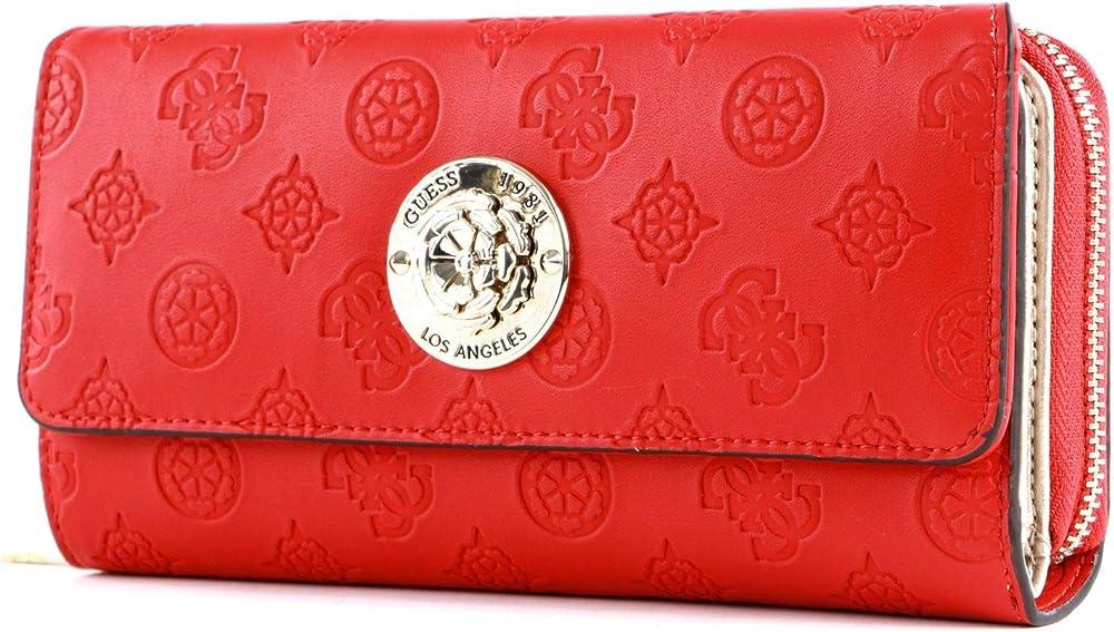 Guess dayane portafoglio porta acrte di credito da donna in pelle sintetica 30323_78931