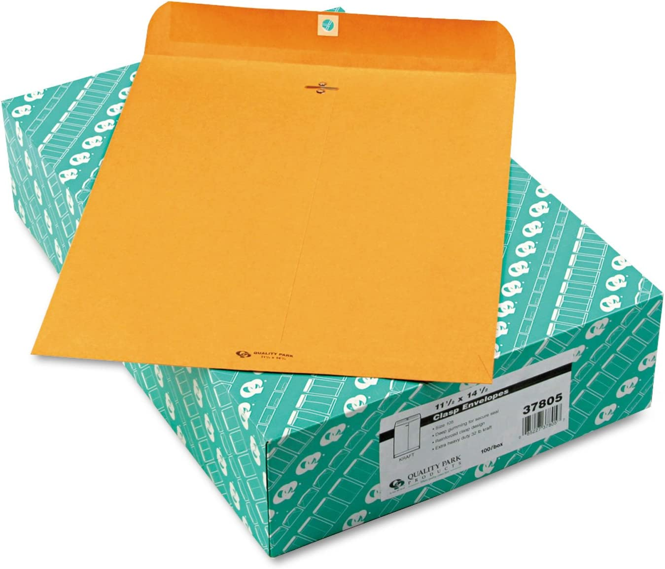 QUA37805 - Cheap Outlet SALE super special price Quality Clasp Park Envelope