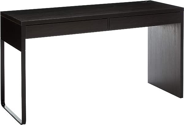 IKEA 602 447 45 MICKE Desk Black Brown