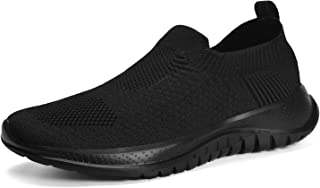 Women's Shoes Non-Slip Lightweight Slip-On Work Sneakers Casual Athletic Walking Running Shoes