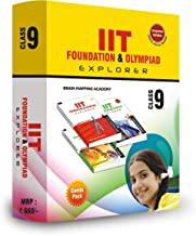 Combipack IIT foundation for class - 9  (revised price)-2019 Edition