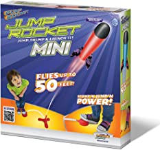 Geospace Jump Rocket Mini Set - Launcher with 3 Rockets