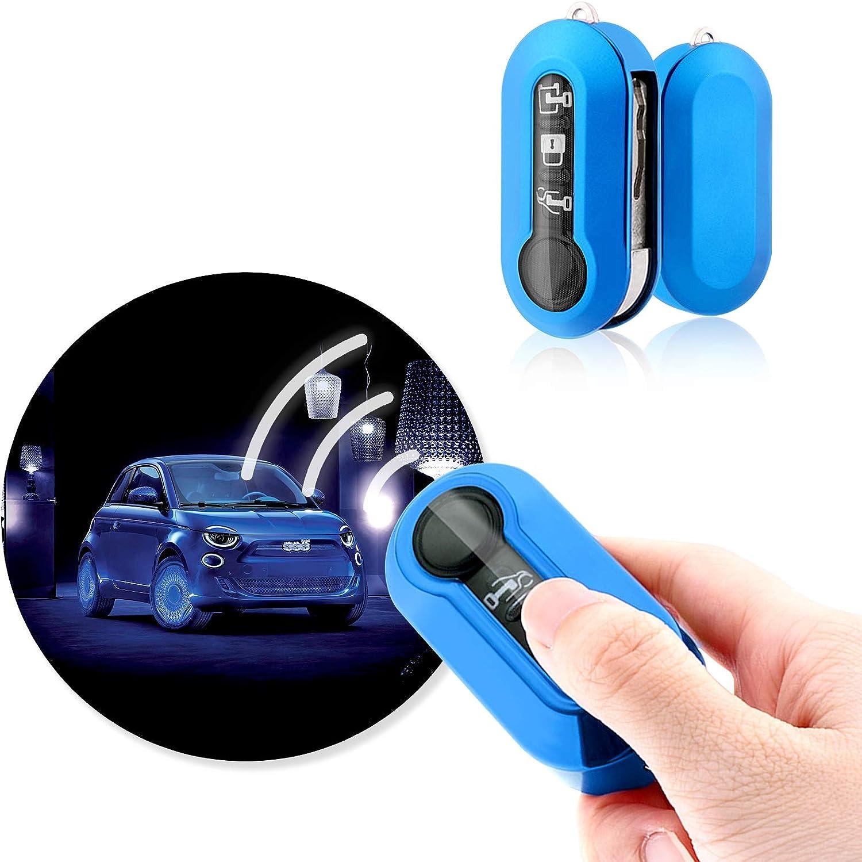 Ruiya Autoschlüssel Hülle Aus Premium Soft Tpu Elektronik