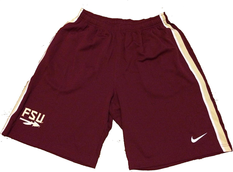 Nike Men's Lg Florida State FSU Seminoles 2016 Sideline Apparel Epic Short Red