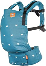 Ergonomic Baby Carrier Tula Free-to-Grow Playdate Front and Back from Newborn to Child Safe with Hood 3,2 kg - 20,4 kg