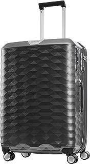Samsonite 111637 Polygon Hard Side Spinner Suitcase, Dark Grey, 69 Centimeters