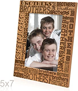 Kate Posh - Brothers Picture Frame (5x7 Vertical)