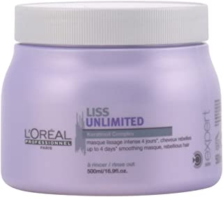 L'Oreal Professional Liss Unlimited Masque, 16.9 fl. oz.