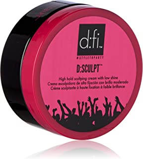 D:fi D:Sculpt High Hold Hair Cream 75g (Packaging may vary)