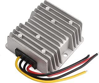 DROK® ; DC-DC Waterproof Boost Converter 3A Step Up Voltage Regulator Module 12V to 24V Car Power Supply Voltage Transformer Input 10V-20V with 4 Wires - 090598_New