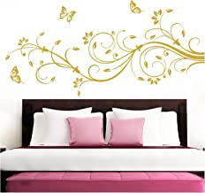 Suchergebnis auf Amazon.de für: wandtattoo gold ornament