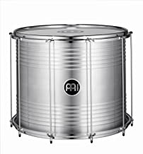 """Meinl Percussion 20"""" Bahia Surdo with Aluminum Shell - NOT MADE IN CHINA - Equipped with Napa and Synthetic Heads, 2-YEAR WARRANTY (SUB20)"""