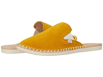 Reef Escape Mule SE (Mustard) Women
