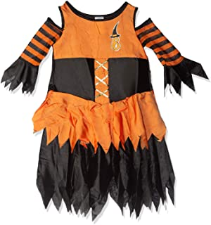 Rubie's Bratz Witch Child Festivals Costumes for Girls, Size Small, Multi Color