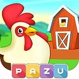 Bauernhof Spiele für Kleinkinder und Kinder