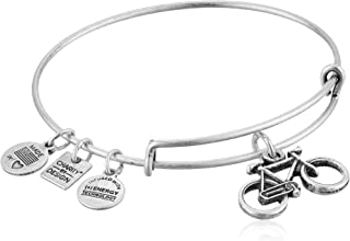 Charity By Design Bike Bangle Bracelet