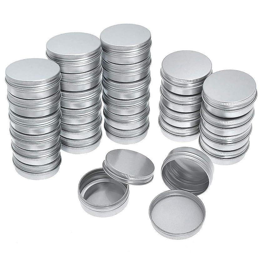 フレッシュ失業特徴づけるNrpfell 40パック ネジトップ ラウンド アルミ缶 - アルミネジふた ラウンド錫コンテナボトル