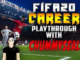 FIFA20 Career Playthrough With Chummy Seal