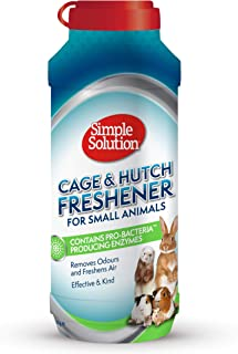 Simple Solution Cage and Hutch Freshener