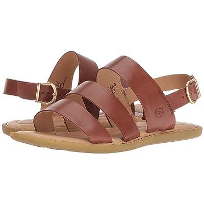 Born Froya (Light Brown Full Grain Leather) Women